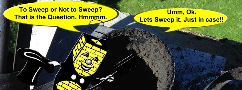 Happy Chimneys – Happy Clients - To Sweep or not to Sweep