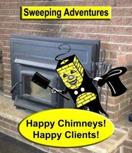 Happy Chimneys! Happy Clients!