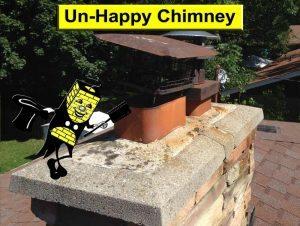 Un-Happy Chimney