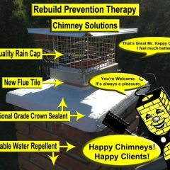 Rebuild Prevention Therapy - Chimney Solutions